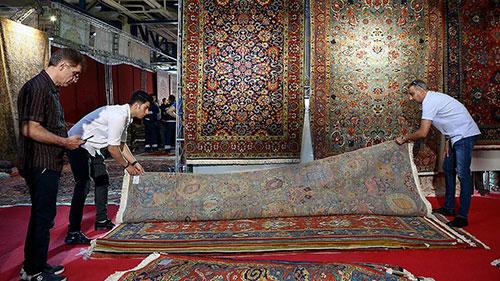 بیست و هشتمین نمایشگاه فرش دستباف